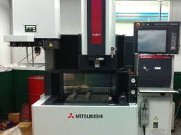 CNC-放電加工機